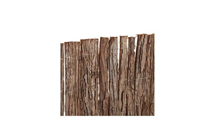 corteza de pino a una cara