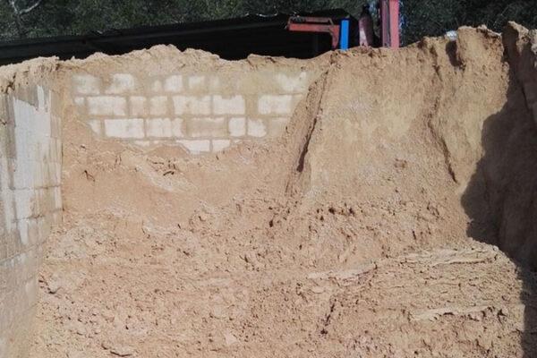 arena construcción