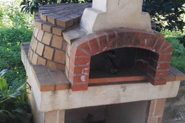 horno prefabricado